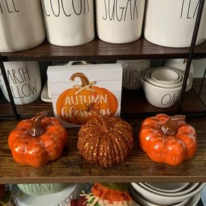 Fall pumpkin bundle